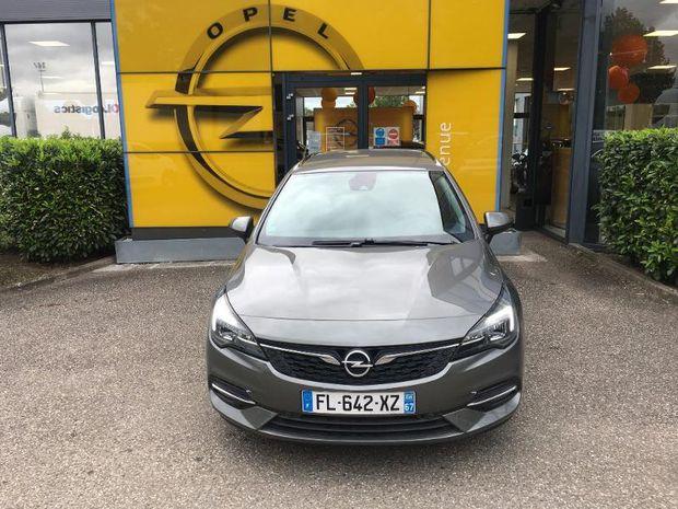Photo miniature de la Opel Astra 1.5 D Sport Tourer 122 Elegance BVA 2019 d'occasion