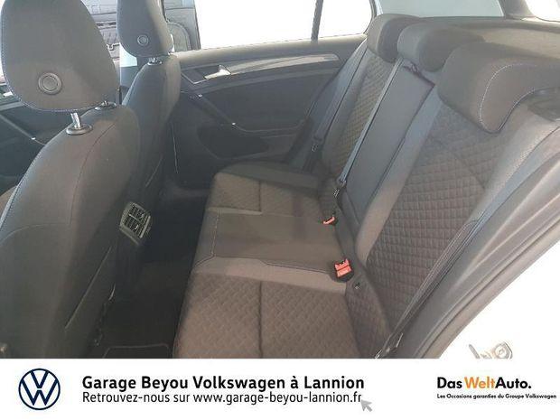 Photo miniature de la Volkswagen Golf 1.0 TSI 115ch Connect Euro6d-T 5p 2019 d'occasion