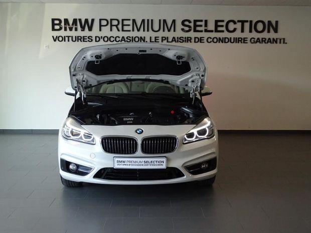Photo miniature de la BMW Serie 2 ActiveTourer 218d xDrive 150ch Luxury 2017 d'occasion