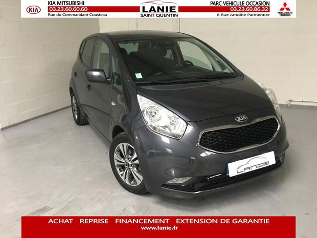 Photo miniature de la Kia Venga 1.6 CRDi 115 ch ISG Active 2016 d'occasion