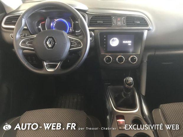 Photo miniature de la Renault Kadjar Blue dCi 115 Business 2019 d'occasion