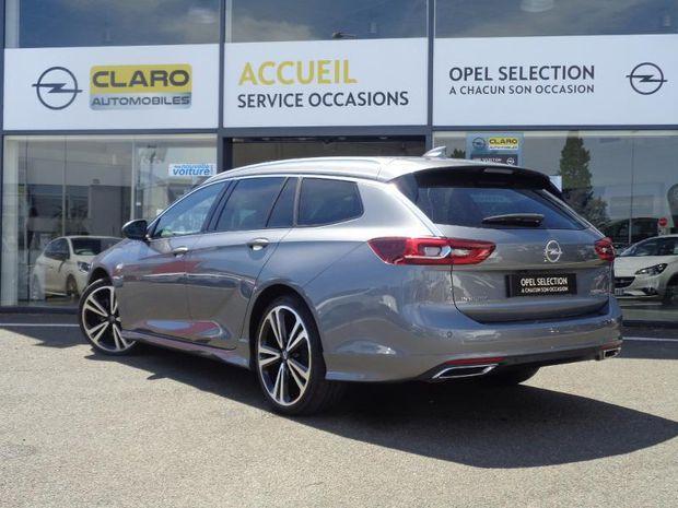 Photo miniature de la Opel Insignia Sp Tourer 2.0 D 170ch BlueInjection Elite AT8 2018 d'occasion