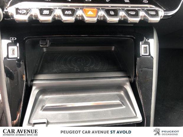 Photo miniature de la Peugeot 208 1.2 PureTech 100ch S&S Allure EAT8 2019 d'occasion