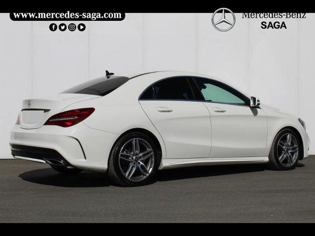 Photo miniature de la Mercedes CLA 180 d Business Executive 7G-DCT 2017 d'occasion