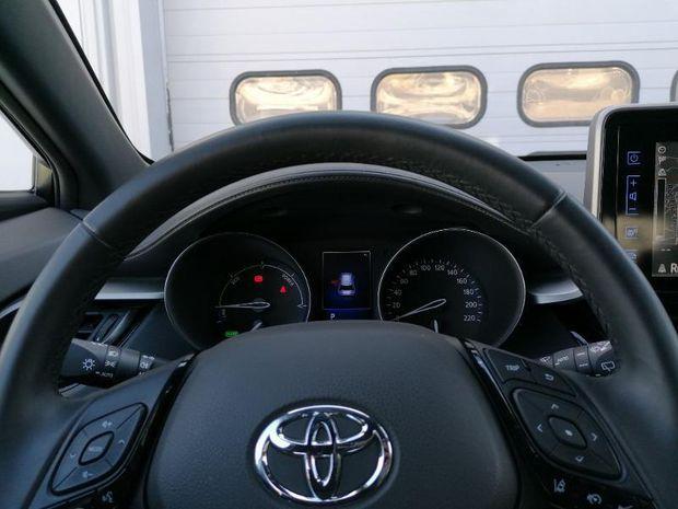 Photo miniature de la Toyota C-HR 122h Edition 2WD E-CVT 2019 d'occasion
