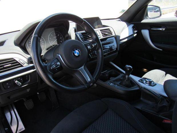 Photo miniature de la BMW Serie 1 114d 95ch M Sport 5p 2017 d'occasion