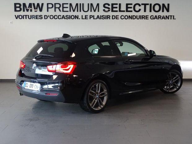 Photo miniature de la BMW Serie 1 118dA 150ch M Sport 3p 2017 d'occasion