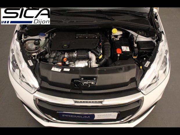 Photo miniature de la Peugeot 208 1.6 BlueHDi 75ch Active 3p 2017 d'occasion