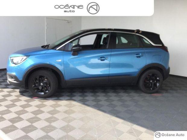 Photo miniature de la Opel Crossland X 1.2 Turbo 130ch Innovation 2019 d'occasion