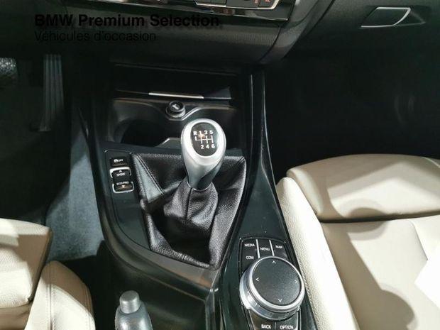 Photo miniature de la BMW Serie 1 118d xDrive 150ch Executive 5p 2017 d'occasion
