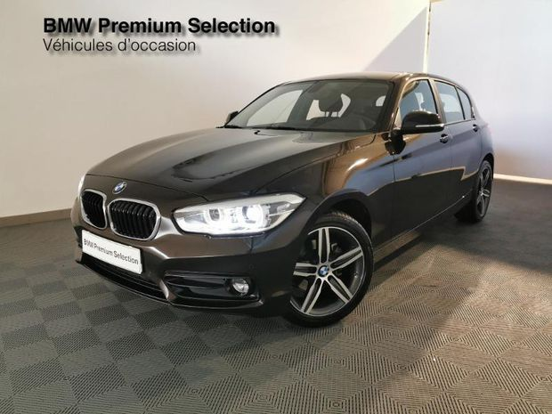 Photo miniature de la BMW Serie 1 116d 116ch Business Design 5p Euro6c 2018 d'occasion