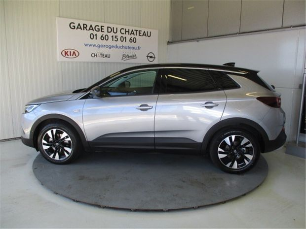 Photo miniature de la Opel Grandland X 1.2 TURBO 130 CH BVA8 2019 d'occasion