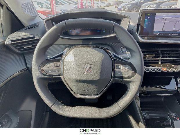 Photo miniature de la Peugeot 208 e-208 136ch Allure Business 2020 d'occasion