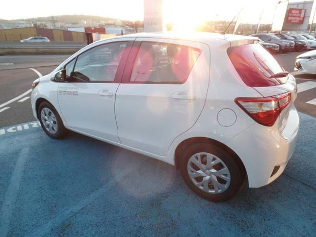 Photo miniature de la Toyota Yaris 70 VVT-i Ultimate 5p 2020 d'occasion