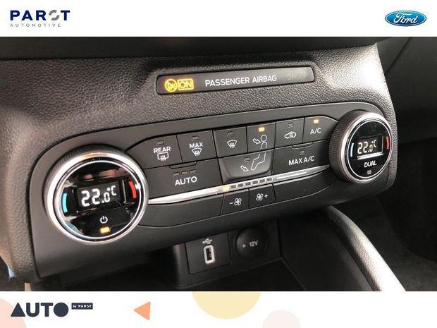Photo miniature de la Ford Focus 1.0 EcoBoost 125ch ST-Line 96g 2020 d'occasion