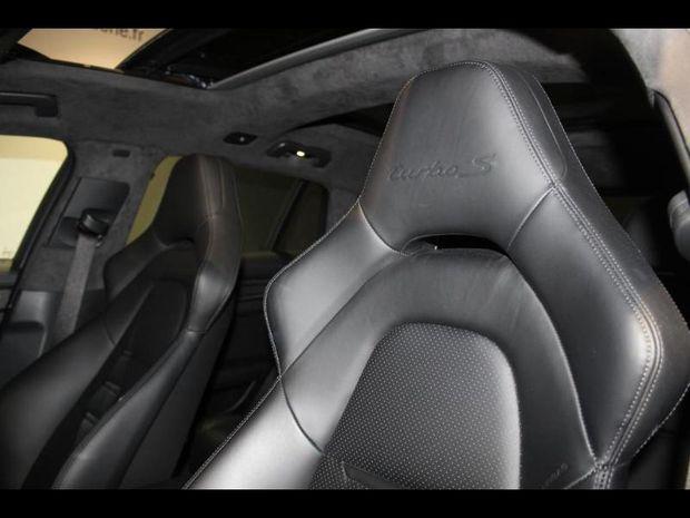 Photo miniature de la Porsche Panamera Spt Turismo 4.0 V8 680ch Turbo S E-Hybrid 2018 d'occasion