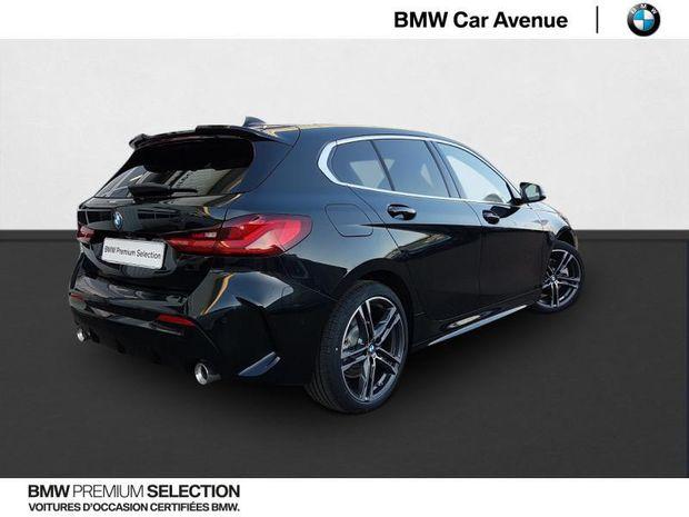 Photo miniature de la BMW Serie 1 Série 1 118dA 150ch M Sport 2020 d'occasion