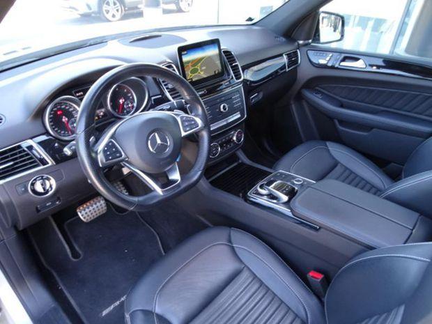 Photo miniature de la Mercedes GLE 350 d 258ch Fascination 4Matic 9G-Tronic 2017 d'occasion