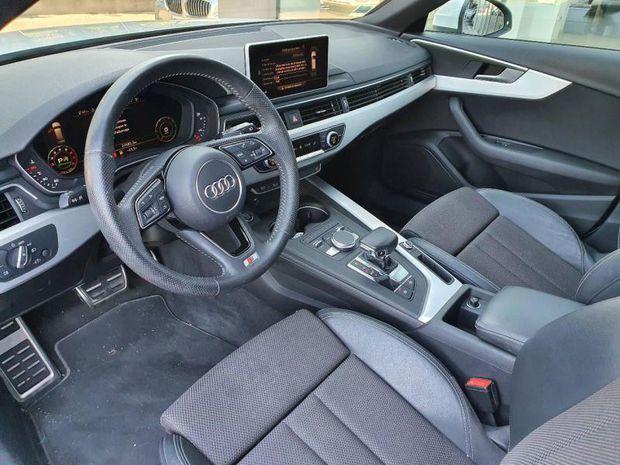 Photo miniature de la Audi A4 Avant 2.0 TFSI 190ch ultra S line S tronic 7 2018 d'occasion
