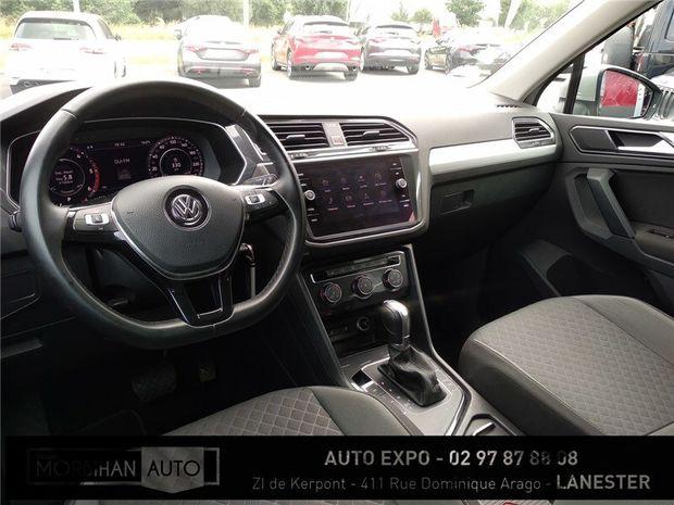 Photo miniature de la Volkswagen Tiguan 2.0 TDI 150 DSG7 2017 d'occasion