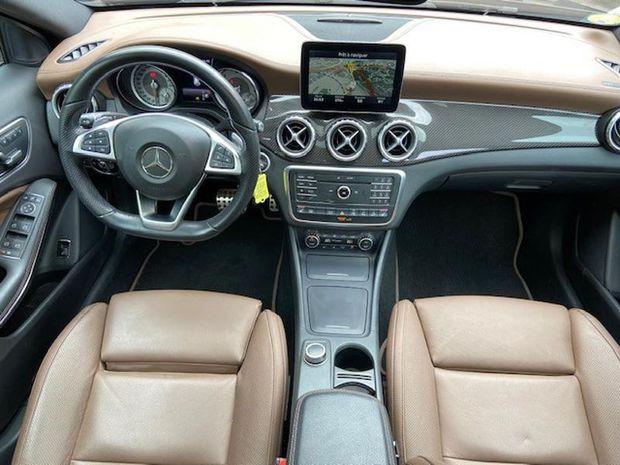 Photo miniature de la Mercedes GLA Classe  220 d Fascination 4Matic 7G-DCT 2016 d'occasion