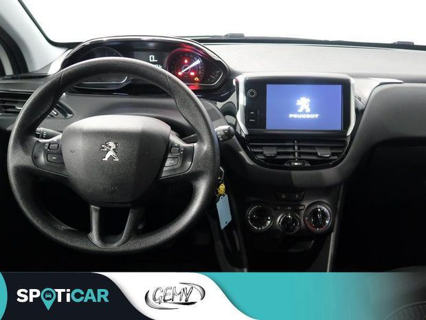 Photo miniature de la Peugeot 208 1.2 PureTech 82ch E6.c Active 5p 2019 d'occasion