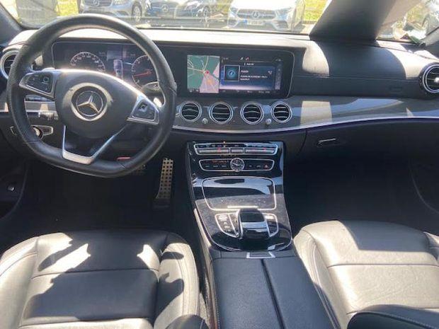 Photo miniature de la Mercedes Classe E 350 d 258ch Sportline 9G-Tronic 2016 d'occasion