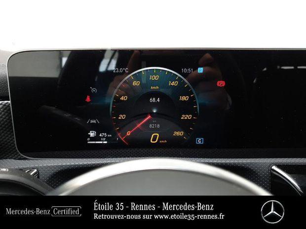Photo miniature de la Mercedes CLA Shooting Brake 180 d 116ch Progressive Line 2019 d'occasion