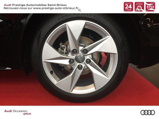 Photo miniature de la Audi A3 Sportback 35 TDI 150ch S line S tronic 7 2020 d'occasion