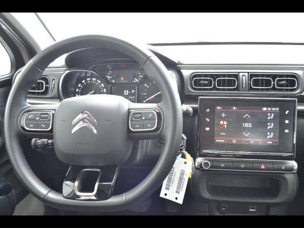 Photo miniature de la Citroën C3 PureTech 110ch Shine S&S EAT6 E6.d-TEMP 2019 d'occasion
