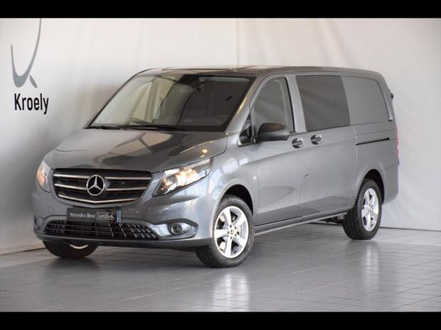 Photo miniature de la Mercedes Vito Fg 116 CDI Mixto Long Select E6 4 Matic - 39900 HT 2019 d'occasion