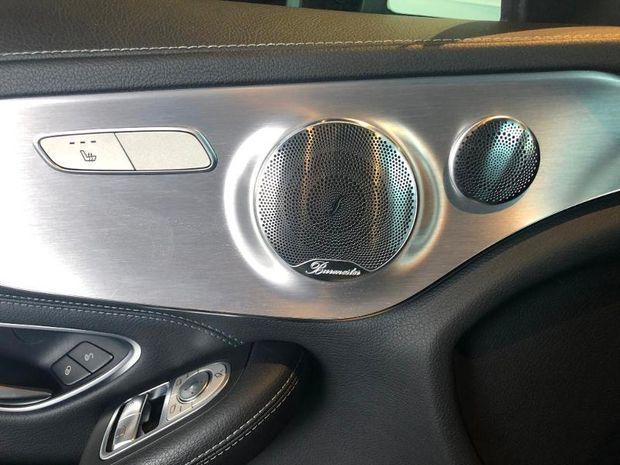 Photo miniature de la Mercedes Classe C Coupe 220 d 170ch Sportline 9G-Tronic 2016 d'occasion