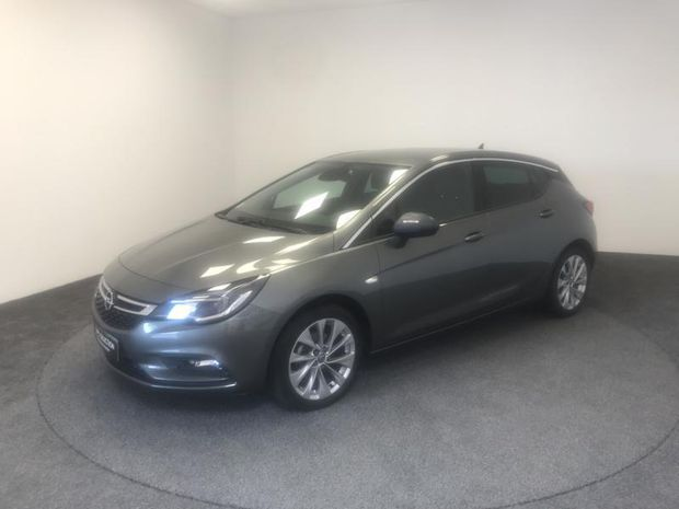 Photo miniature de la Opel Astra 1.4 Turbo 150ch Elite Automatique Euro6d-T 2019 d'occasion
