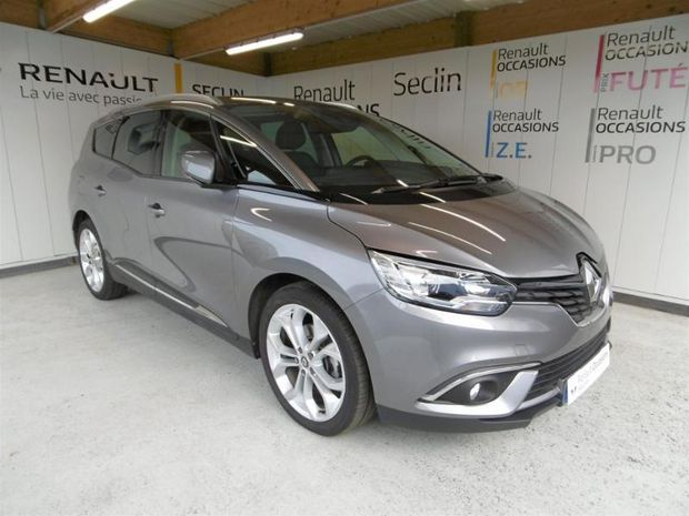 Photo miniature de la Renault Grand Scenic 1.7 Blue dCi 120ch Business 7 places 2019 d'occasion