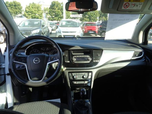Photo miniature de la Opel Mokka 1.4 Turbo 140ch Edition Start&Stop 4x2 2017 d'occasion