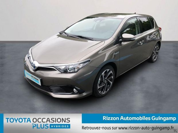 Photo miniature de la Toyota Auris HSD 136h Design Business RC18 2019 d'occasion