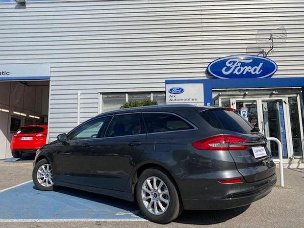 Photo miniature de la Ford Mondeo SW 2.0 HYBRID 187ch Titanium BVA 2019 d'occasion