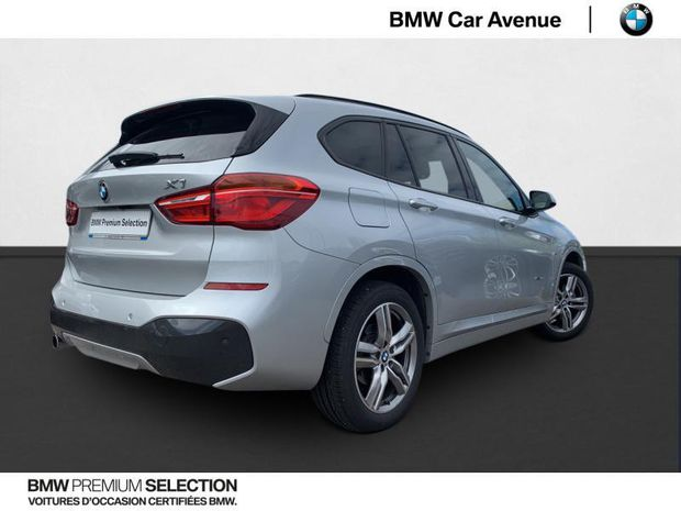 Photo miniature de la BMW X1 sDrive18d 150ch M Sport 2017 d'occasion