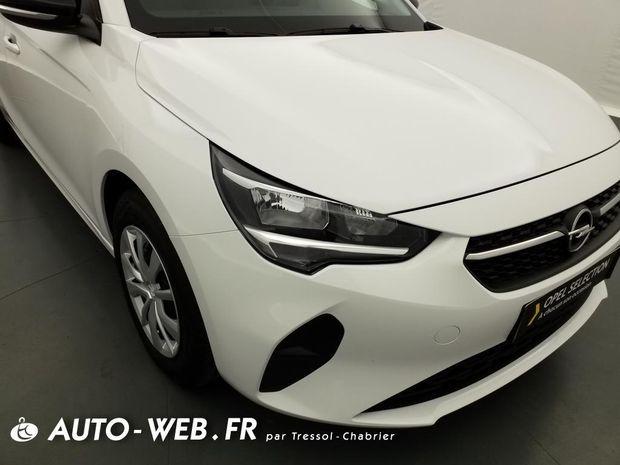 Photo miniature de la Opel Corsa 1.2 75 ch BVM5 Edition 2019 d'occasion