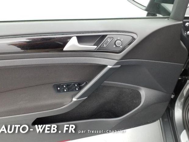Photo miniature de la Volkswagen Golf 1.0 TSI 110 BlueMotion Technology Sound 2017 d'occasion