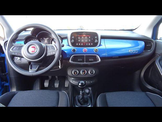 Photo miniature de la Fiat 500X 1.0 FireFly Turbo T3 120ch Urban 2019 d'occasion