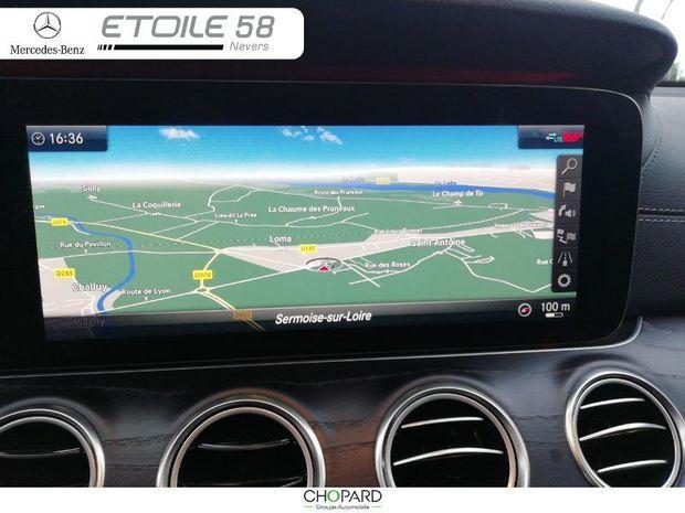 Photo miniature de la Mercedes Classe E 300 de 194+122ch AMG Line 9G-Tronic Euro6d-T-EVAP-ISC 2020 d'occasion