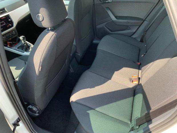 Photo miniature de la Seat Arona 1.0 EcoTSI 115ch Start/Stop Xcellence Euro6d-T 2020 d'occasion