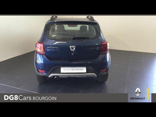 Photo miniature de la Dacia Sandero 1.5 dCi 90ch Stepway 2017 d'occasion
