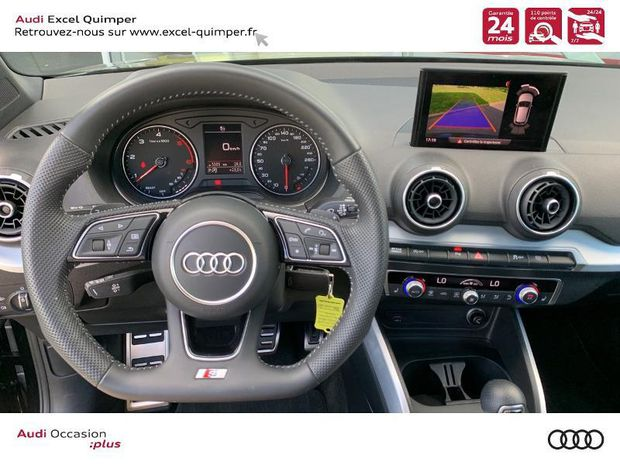 Photo miniature de la Audi Q2 30 TDI 116ch S line S tronic 7 Euro6d-T 2019 d'occasion