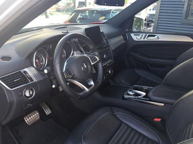Photo miniature de la Mercedes GLS 350d 258ch Executive 4Matic 9G-Tronic 2018 d'occasion