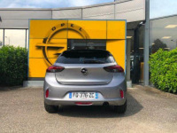 Photo miniature de la Opel Corsa 1.5 D 100  Elegance - Apple CarPlay - Caméra de recul - garantie 1 an 2020 d'occasion
