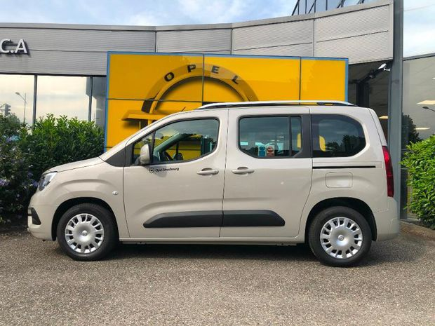 Photo miniature de la Opel Combo Life L1H1 1.2 110ch Edition 2020 d'occasion