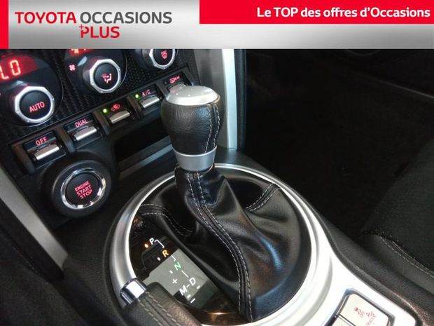 Photo miniature de la Toyota GT86 2.0 200ch BVA6 2017 d'occasion