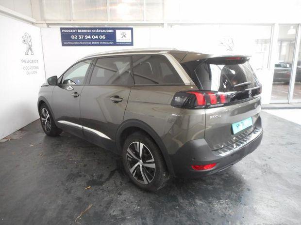 Photo miniature de la Peugeot 5008 1.5 BlueHDi 130ch E6.c Allure S&S EAT8 2019 d'occasion